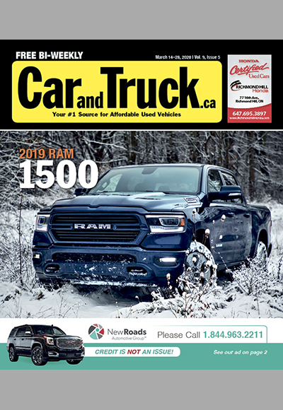 Car and Truck